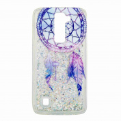 Jewby LG K7 Liquid Case, LG K8 Liquid Case, Cute Design Sparkling Glitter Case for LG K7/K88