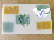 SoapRepublic The perfect Gift Acrylic Soap Stamp / Cookie stamp