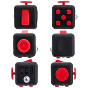 Quality Fidget Toy Cube Relieves Stress and Anxiety for Children and Adults