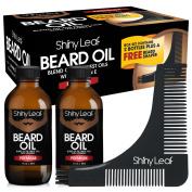 Beard Oil Master Set by Shiny Leaf
