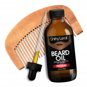 Shiny Leaf Beard Oil Set - Version 1