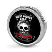 Castor Oil for Beard Growth Formula - Kickstarter Balm - Large 60mls - Made with Organic Beneficial Oils - Hand Made Like Beard Balm Moonshine!