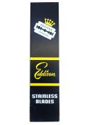 Personna Eddison Stainless Double Edge Safety Razor Blades, 200 blades
