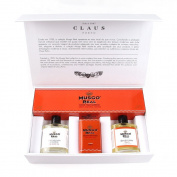 Musgo Real White Gift Box, Orange Amber