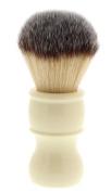 West Coast Shaving Synthetic Shaving Brush, Ivory