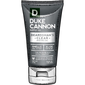 Duke Cannon beardsman clear gel