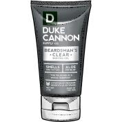 Duke Cannon beardsman clear gel