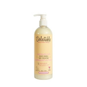Delectable Supremely Rich Lemon & Cream Body Wash, 460 ml