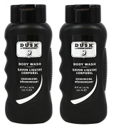 Herban Cowboy Deodorising Body Wash, Dusk, (Pack of 2) With Coco-Betaine and Zinc Citrate, 530ml