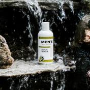 Men's High Calibre Organic Body Wash - New on Amazon - Mint - 350ml