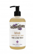 Lavender Ranch Hand & Body Wash Lavender Refresh (Lavender & Sweet Orange 350ml