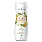 Attitude Super Leaves Science Natural Shower Gel - Energising Orange Leaves