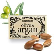 MACROVITA ARGAN & OLIVE SOAP PURE OLIVE OIL & ARGAN OIL 50 GR.