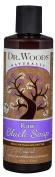 Dr. Woods Raw Black Moisturising Liquid Castile Soap with Organic Shea Butter, 240ml