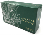Cascia allOlmo Aloe Fine Italian Soap, 310ml Bar