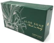 Cascia allOlmo Aloe Fine Italian Soap, 310ml Bar