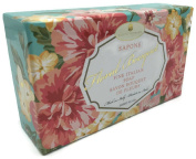 Cascia allOlmo Floral Bouquet Fine Italian Soap, 310ml Bar