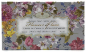Cascia all'Olmo Flowers Of Love Italian Soap, 310ml Bar