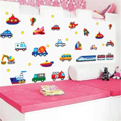 AxiEr Wall Stickers Cartoon DIY Vinyl Car Removable Art Quotes Vinyl Mural Sticker Art Home Decor Decoration