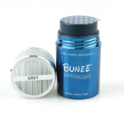 BUNEE Hair Building Fibre 12gGrey Colour