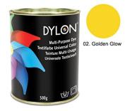 Dylon Golden Glow Multi-Purpose Dye 500g Tin
