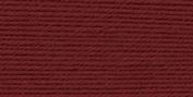 Aunt Lydia'S Classic Crochet Thread, Burgundy, 350 Yds - 3 Pkgs