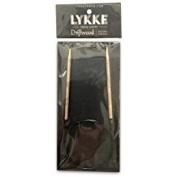 Lykke Driftwood Circular Knitting Needles 100cm - Size 8