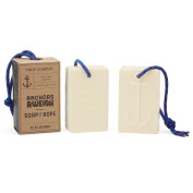 Stay Anchored Soap on a Rope with Scented Sea Salt
