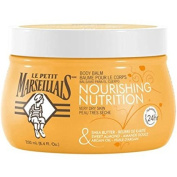 Le Petit Marseillais Shea Butter, Sweet Almond & Argan Oil Nourishing Body Balm, 250ml
