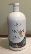 Creightons The Aroma Company Body Butter, Argan Butter, 1000ml Pump
