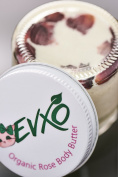 EVXO Organic Body Butter - Vegan, Wax-free, All- Natural Fragrance
