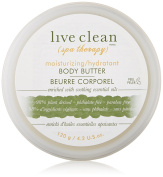 Live Clean Spa Therapy Moisturising Body Butter Cream