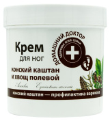 Cream with Horse Chestnut and Horsetail Extracts for Venous Health 250ml/8.5 Fl Oz VALUE SIZE