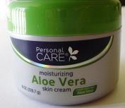 Lot of 3 Jars Personal Care Moisturising Aloe Vera Skin Cream 240ml/each jar
