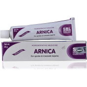 SBL homoeopathy ARNICA POMADE OINTMENT 25 Gm
