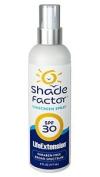 Life Extension Shade Factor Sunscreen Spray SPF 30 6 fl oz