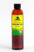 Rosehip Seed Oil Organic Unrefined by H & B OILS centre Raw Extra Virgin Cold Pressed Premium Quality Natural Pure 240ml