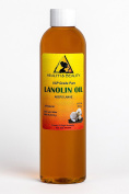 Lanolin Oil USP Grade by H & B OILS centre Premium Quality Skin Hair Lip Moisturising 100% Pure 240ml