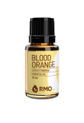 Rocky Mountain Oils - Blood Orange-15ml | Citrus x sinensis | 100% Pure & Natural Essential Oils