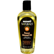 Hobe Labs Hobe Naturals Sweet Almond Oil - Soothes and Softens - Beautiful Skin - 120ml