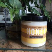 Asquith and Somerset Honey Sugar Scrub 570ml