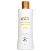 Raw Sugar Lemon Sugar Natural Body Wash 740ml