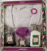 Brompton & Langley Lavender & Lily Pampering Robe Set