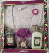 Brompton & Langley Lavender & Lily Pampering Robe Set