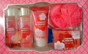 Body & Earth Cherry Blossom Set