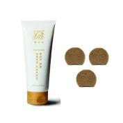 Korean HGS Herbal Hair Loss Fast Regrowth Gold Hair Loss Treatment + Dark Black Ginseng anti hair loss Soap 3ea