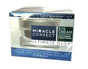 Miracle Correct Ultimate Glow Eye Cream with vitamin C Ferulic Acid and Hyaluronic Acid