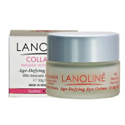 Lanoline Collagen, Vitamin C, Avocado, and Kiwifruit Antiaging Eye Cream