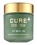 [Kim Jung Moon] Aloe Lecense Loewe Cure Plus Cream Moisturising and Protection Effect of Aloe CURE CREAM 80ml
