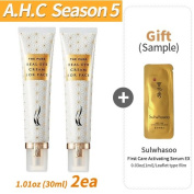A.H.C AHC The Pure Real Eye Cream For Face 1.01oz(30ml) x 2ea